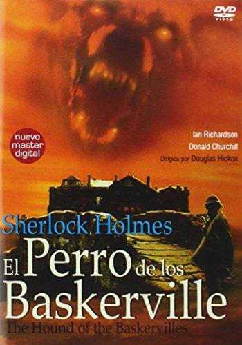 Preisvergleich Produktbild El Perro De Los Baskerville Dvd [Dvd] (2014) Ian Richardson,  Donald Churchill --- IMPORT ZONE 2