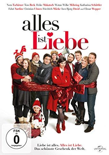 Weihnachten Kostüm Internationale - Alles ist Liebe