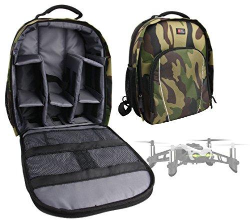 Zaino Militare Per Parrot Mambo Drone + Custodia Impermeabile - DURAGADGET