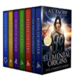 #10: Elemental Origins: The Complete Series: (Water, Fire, Earth, Air, Aether, Ensemble Novel)