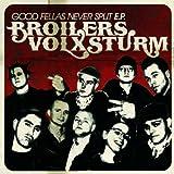 Broilers Tournee-Support: Donots, Booze & Glory, Emscherkurve 77, Kopfecho und Volxsturm