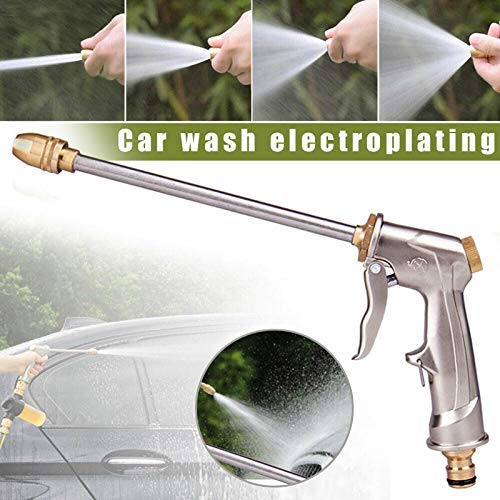 Hochdruck Hochdruckreiniger Stab - 6 Zoll Lang Wasser Jet Garten Zerstäuber Befestigung, Wasserschlauch Düse, Auto Waschanlage Ausrüstung, Wasser Spray Garten Werkzeug (Wasser-jet-pistole)