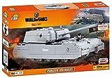 Kleine Armee Panzer VIII Maus World of Tanks Konstruktion Spielzeug Bausteine