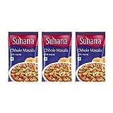 #9: Suhana Chhole Masala 200g Pouch Pack Of 3