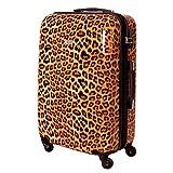 XXL Hartschalen Koffer Trolley Reise Urlaub TSA Schloss Polycarbonat 120