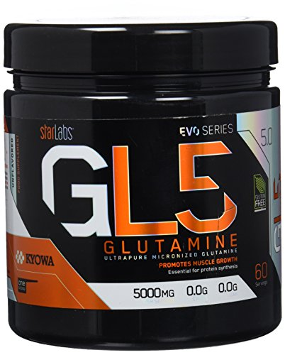 Starlabs Nutrition GL5 Glutamine - 300 gr