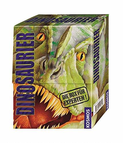 Kosmos 3440118108 - Dinosaurier-Box für Experten