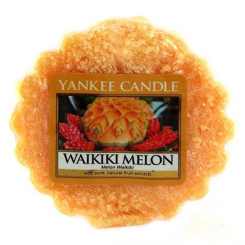 Fruit Gel-kerze (Yankee Candle Wax Melts, Waikiki Melon)