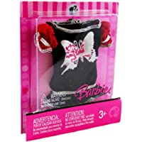 Barbie Fashion Fever L3336 Doll Butterfly T-Shirt Outfit