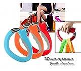 Maniglia shopping ideale per buste della spesa sacchetti e borse manico ergonomico 752626. MWS