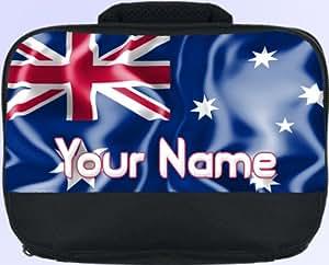 Australische Flagge Personalisiertes Kinder Schule Lunch Box/Tasche