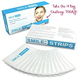 Teeth Whitening Strips - Zero Peroxide - Fluoride Free - Whiten Teeth