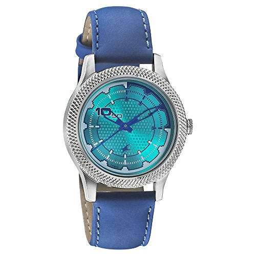 Fastrack Analog Blue Dial Women\'s Watch-6158SL01