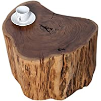 Suchergebnis Auf Amazonde Für Baumstamm Tisch Beistelltische