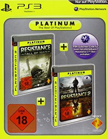 Resistance Twin - Pack (Resistance 2 + Resistance: Fall of