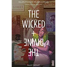 The Wicked + The Divine - Tome 01 : Faust départ (couverture variante)