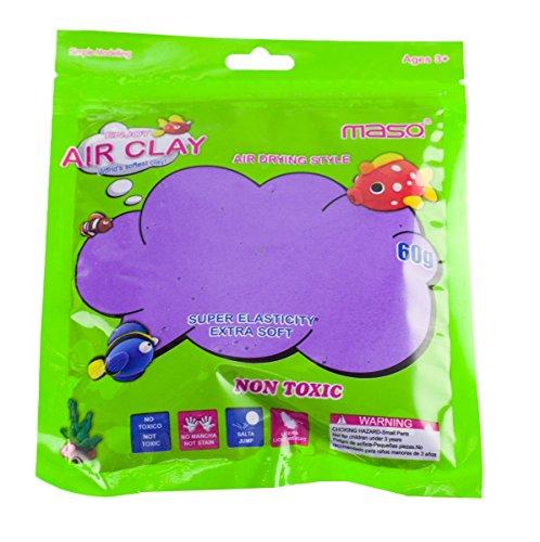 Springknete Zauberknete Hüpfknete Flummimasse Knete Slime Schleim für Kinder Kindergeburtstag Lila
