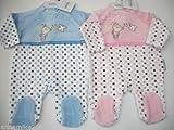 Nursery Time Baby Mädchen (0 - 24 Monate) Schlafstrampler