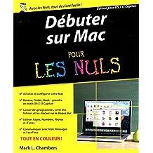 Débuter sur Mac pour les Nuls