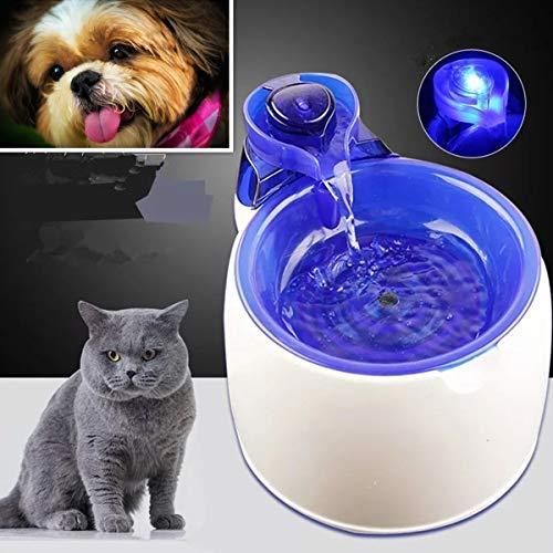 DaDago 3L Elektro-Elektro-Haus-Wasser-Wasser-Brunnen Hund Katze Trinkbecken Schüssel Wasserfall Feeder Auto Pet Wasser-Drinking Für Katzenwasser-Dispenser - Hund-brunnen-wasser-schüssel