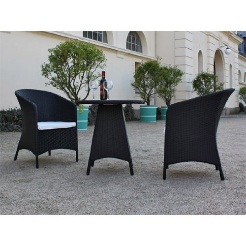 balkonmobel polyrattan klein interessante ideen f r die gestaltung von gartenm beln. Black Bedroom Furniture Sets. Home Design Ideas