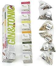 Gin & Tonic Infusion Flavour Botanicals Bags - Nanopack 6 smaken om je Gin te verfijnen. 100% natuurlijke