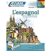 L'espagnol pack usb (livre + 1Clé Usb)