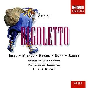 Verdi: Rigoletto (Gesamtaufnahme) (Aufnahme 1978)