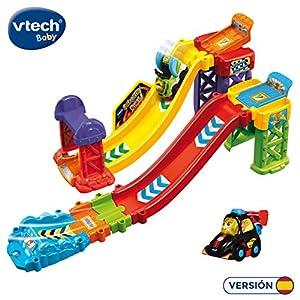 VTech- TTB Autopista 3 en 1 Pistas Coches tut bólidos. (3480-527522)