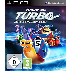 Turbo – Die Super – Stunt – Gang – [PlayStation 3]