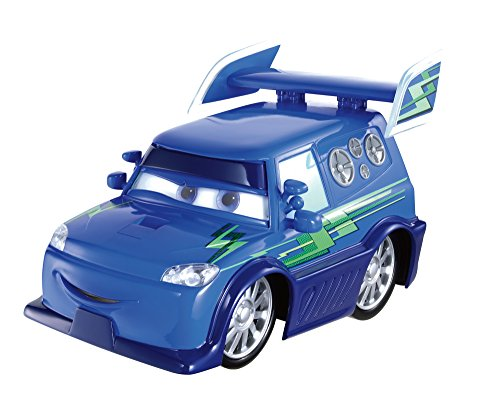 Disney Pixar Cars Diecast DJ Vehicle Fahrzeug 1:55