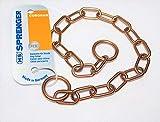 Sprenger - 55cm bis 68cm / Hundehalskette, langgliedrig, 4mm CUROGAN