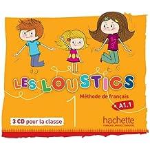 Les Loustics: Niveau 1 CD Audio Classe (X3)