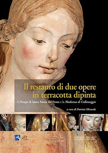 Il Presepe di Santa Maria del Ponte e la Madonna di Collemaggio: Il Restauro di due opere in terracotta dipinta
