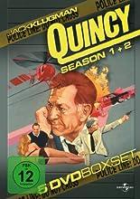 Quincy - Season 1 + 2 [5 DVDs] hier kaufen