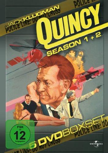 Season 1 + 2 (5 DVDs)