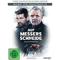 Auf Messers Schneide - Rivalen am Abgrund - DVD, Blu-Ray + Soundtrack-CD