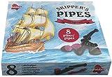 Malaco Skippers Pipes Lakritzpfeifen 8 Stück