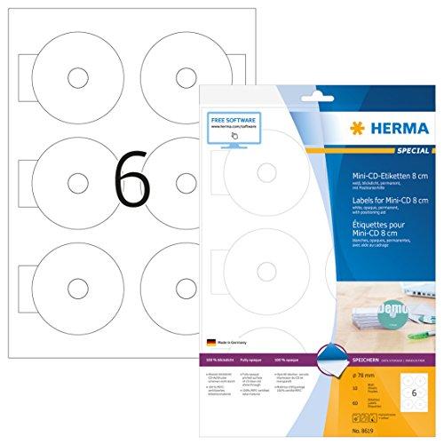 Herma 8619 - Pack de 60 etiquetas