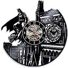 097f2743dddd reloj vinilo batman - Amazon.es