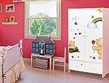 I-love-Wandtattoo ILWS-19-013 Kinderzimmer Möbelsticker Set