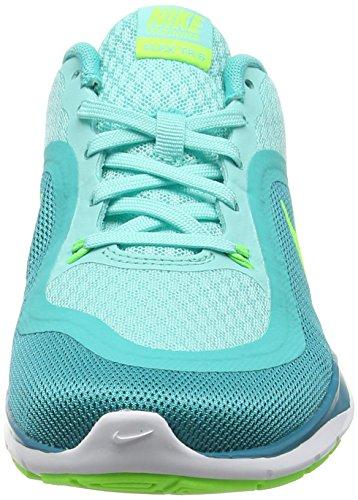 Nike Flex Trainer, Fitness Femme Vert (Hyper Turquoise/Electric Green Energy Hyper)