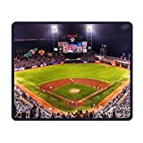 Baseball Stadium Office Office and Gaming Mouse Pad Premium Waterproof Mouse Mat 22 * 18CM(8.7 * 7.1 Inch)