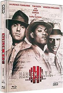 Harlem, N.Y.C. - Der Preis der Macht - Hoodlum [Blu-Ray+DVD] - uncut - auf 333 limitiertes Mediabook Cover A [Limited Collector