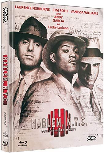 Harlem, N.Y.C. - Der Preis der Macht - Hoodlum [Blu-Ray+DVD] - uncut - auf 333 limitiertes Mediabook Cover A [Limited Collector's Edition] [Limited Edition]