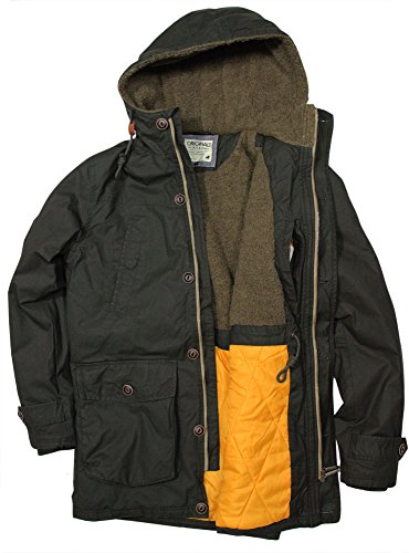 Jack & Jones - Country parka - Homme Vert - Forest Night