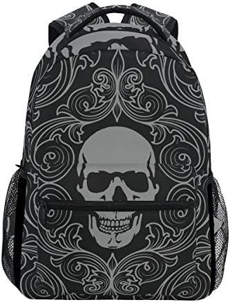 COOSUN Motif Motif Motif de crâne Sac à dos Casual école Voyage Daypack Multicolore B07D8KTWPJ | Outlet Online  6c25ed
