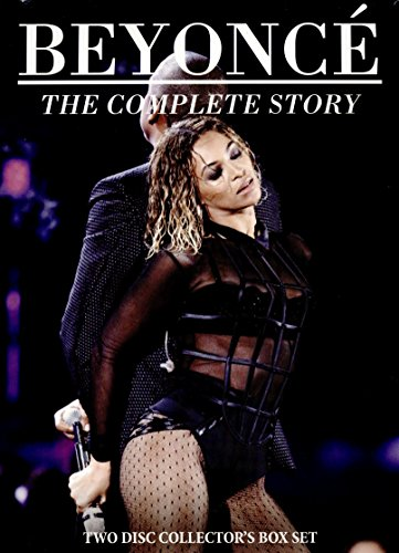 Beyonce - The Complete Story (DVD+CD) [NTSC] (Videos Jay Z Music)