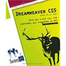 Dreamweaver CS5 pour PC/Mac - Pour des sites full CSS conformes aux standards du W3C de Christophe Aubry ( 13 septembre 2010 )