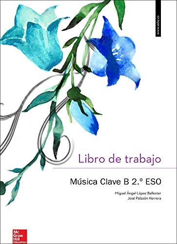 Música Clave B. Valencià. Llibre De Treball. 2N ESO - 9788448610524